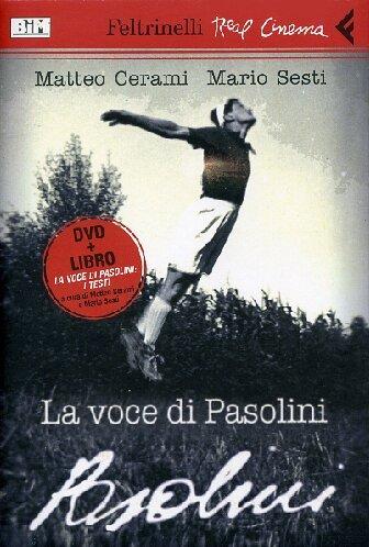 La voce di Pasolini. DVD. Con libro