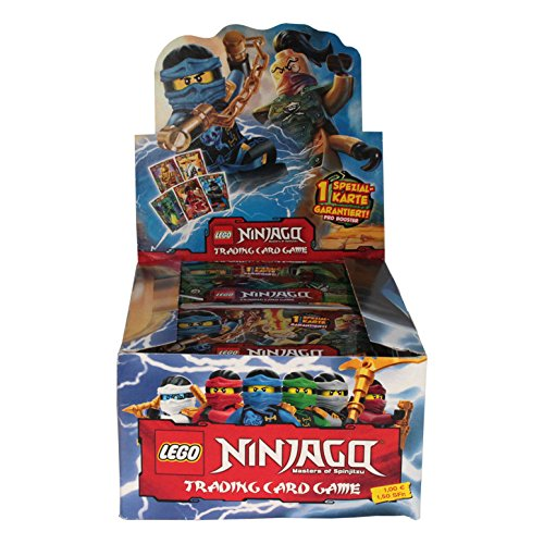 LEGO Ninjago Trading Cards - 50 Booster Display