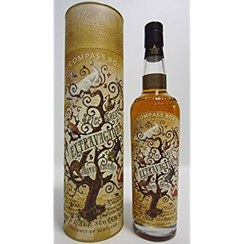 Compass Box Malt - Spice Tree Extravaganza - Limited Edition - Whisky - Extravaganza Box