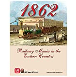 Image for board game 1862 - Railway Mania in the Eastern Counties