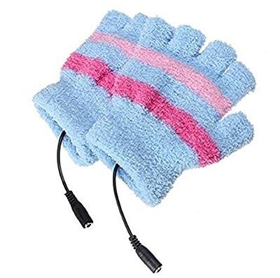 Unisex Winter Wärmer USB Handschuhe Laptop Beheizte Hand Warm Fäustlinge