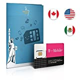Sim-Karte USA - Prepaid - 5GB 4G LTE - Best Reviews Guide