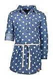 B.Nosy Teens Mädchen Girl Jeans Kleid Longshirt Langarm Blue Denim 5868 (122/128)