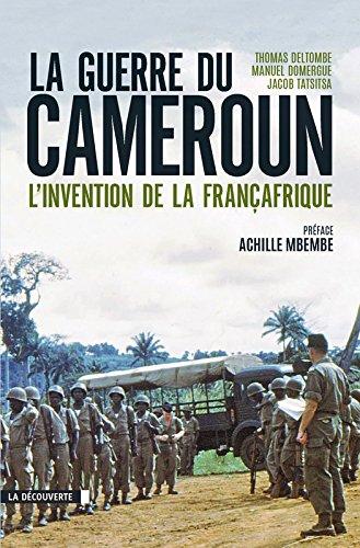 La guerre du Cameroun par Thomas DELTOMBE