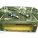 BRUMM Cooper T53 F.1 BRABHAM 1960 EDIZ LIMITED model cars 1/43
