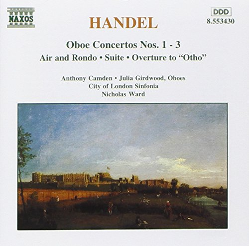 Concertos pour hautbois Nos 1 à 3