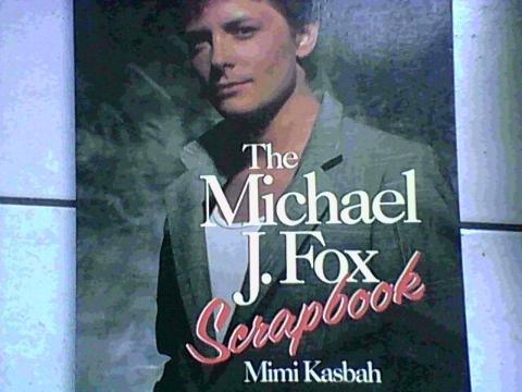 Michael J. Fox Scrapbook