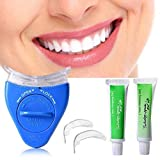 Sea Spirit Teeth Whitening Tooth Polisher with LED Light Luma Smile Rubber Cups