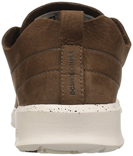 DC Lynx Lite Zero Skate Shoe Brown