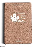 Miss Wood Châteaux de la Loire-Cuaderno de notas (corcho