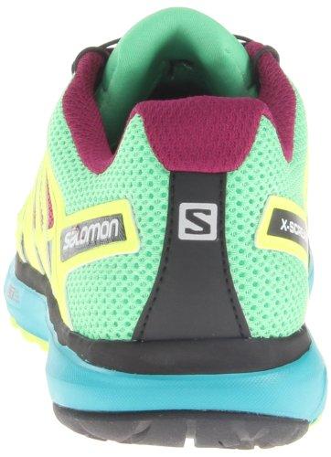 Salomon X-Scream Women's Chaussure De Course à Pied green