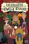 Les enquêtes d'Emily Evans, tome 1 : L'héritière disparue par Elliott
