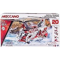 Meccano - Juguete helicóptero (Bizak 61929178)
