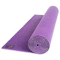 140cm Ruth White Kids Purple Classic Yoga Mat