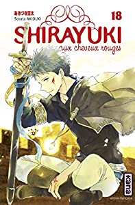 Shirayuki aux cheveux rouges Edition simple Tome 18