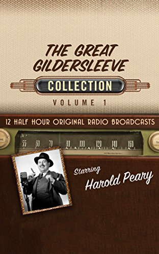 The Great Gildersleeve, Collection 1
