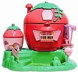 Juratoys - BJ209315 - Pazapa - Poupée - Hello Kitty Maison Fraise