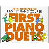 John Thompson'S Easiest Piano Course First Piano Duets Pf