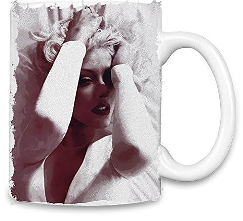 Christina Aguilera Bed Tasse de café