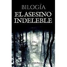 PACK PROMO bilogía: El asesino indeleble + Sanders (Novela negra)