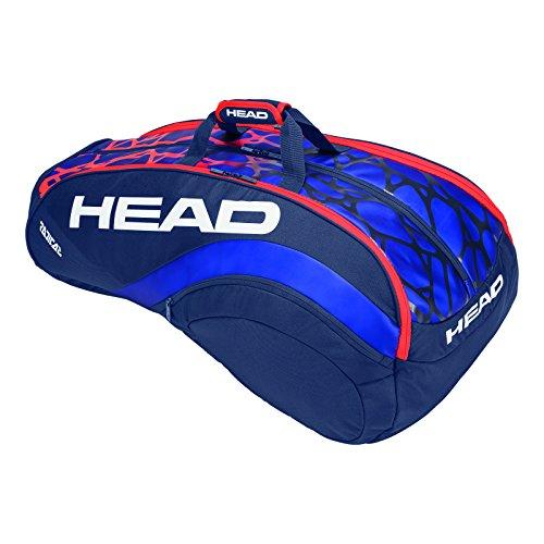 HEAD Radical Monstercombi Tasche, Blau/Orange, 12R