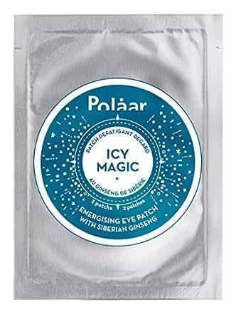 Polaar - Patchs Defatigants Regard IcyMagic au Ginseng de Sibérie - 4 paires