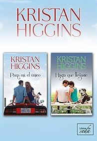 PACK KRISTAN HIGGINS par Kristan Higgins