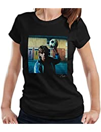 Lawrence Watson Official Photography - Damon Albarn Of Blur In London 1995 Women's T-Shirt