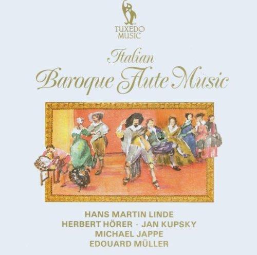 Flötenmusik (italienischer Barock) (Tuxedo Italienischen)