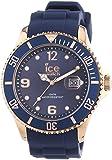 Ice-Watch Herren-Armbanduhr XL Style oxford blue Analog Quarz Silikon IS.OXR.B.S.13