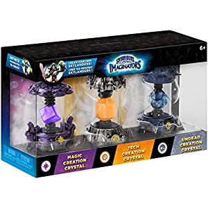 Skylanders Imaginators – Crystals 3er Pack (Magic, Tech, Undead)