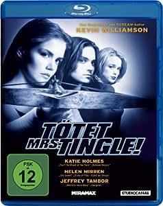 Tötet Mrs. Tingle [Blu-ray]