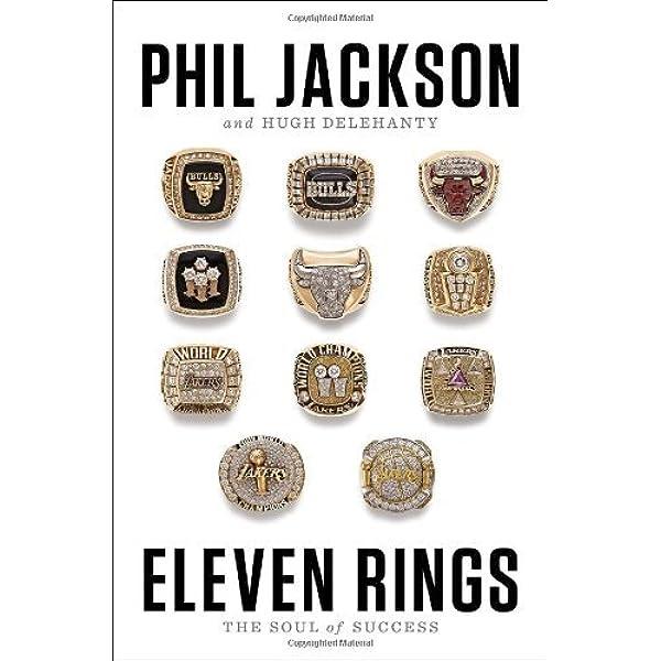 Eleven rings. Lanima del successo (Biografie): Amazon.es ...