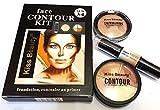 Kiss Beauty Face Contour Kit (Set of 3) - Best Reviews Guide