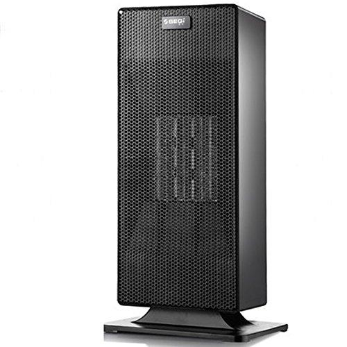 LJHA Radiateur 1500 vertical chauffage électrique domestique Radiateur de chauffage à distance salle de bains 380 * 180mm