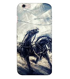 Doyen Creations Printed Back Cover For Apple Iphone SE