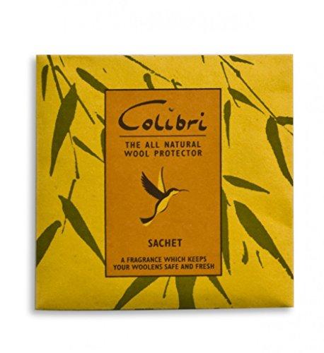Colibri-100-natural-de-lana-de-pantalla-sobres-citronela-pack-de-3