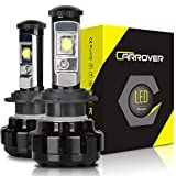 H7 CREE LED Birne 9600LM Auto/Moto...