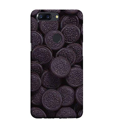 OBOkart Biscuit wallpaper 3D Hard Polycarbonate (Plastic) Designer Back Case Cover for OnePlus 5T