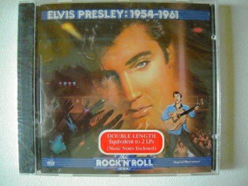 Time Life The Rock 'n' Roll Era Elvis Presley: 1954-1961 by N/A (1988-01-01) - Roll N Time-life-rock ' Era Cd