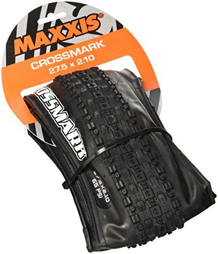 Maxxis 26210cmtr crossmark - pneumatico flessibile 26 x 2,10 (54-559), nero