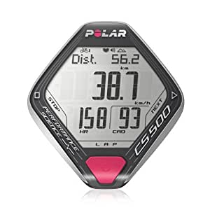 Polar CS500 Cycling Computer With Heart Rate Monitor (90037716)