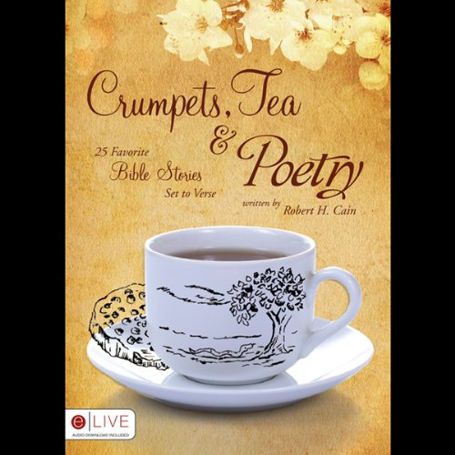 Crumpets, Tea and Poetry  Audiolibri