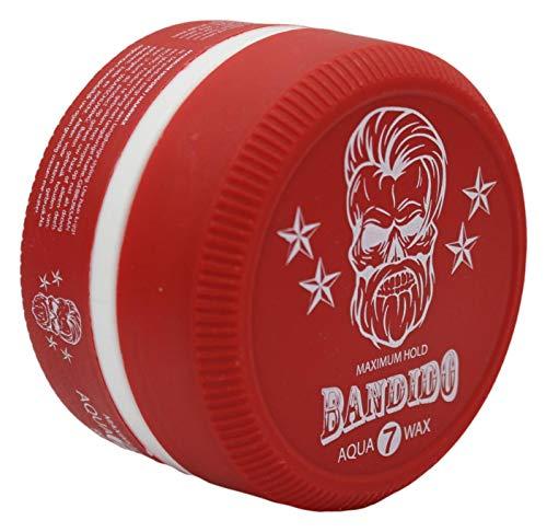 Bandido Aqua Hair Wax Nr.7 Haarwachs Haar Styling Wachs Herren Haargel 150ml Gel Wax