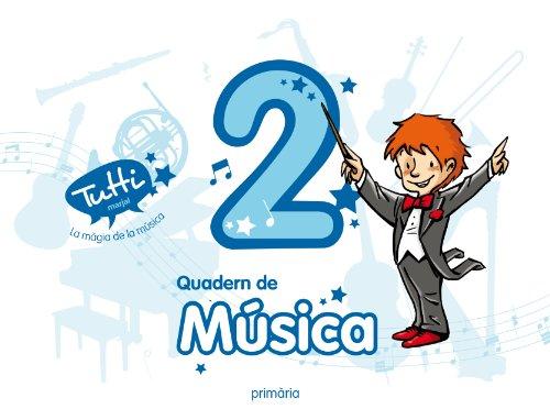 Quadern Música 2 - 9788483482353