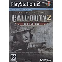 PS2 - Call of Duty 2: Big Red One Collector's Edition [Edizione (Esclusivo Membri)
