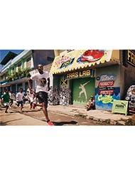 Usain Bolt Poster On Silk <107cm x 60cm, 43inch x 24inch> - Cartel de Seda - B51372