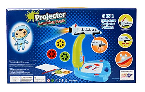 Planet of Toys Planet of Toys Projector Learning Desk