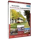 Braunschweiger Straßenbahnlinie 1 [Reino Unido] [DVD]