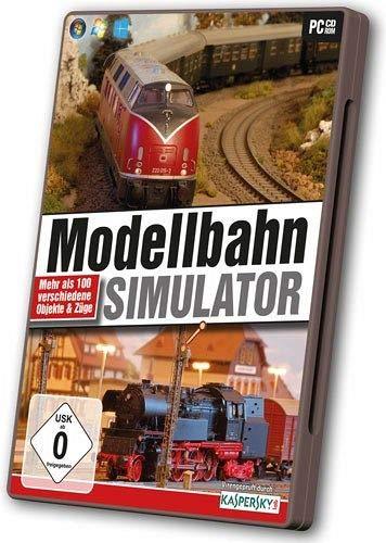 Modellbahn Simulator - [PC]